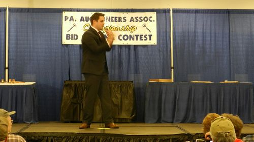 Martin And Rutt Auctioneers >> PA Auctioneer Competition | Pennsylvania Auctioneers Association